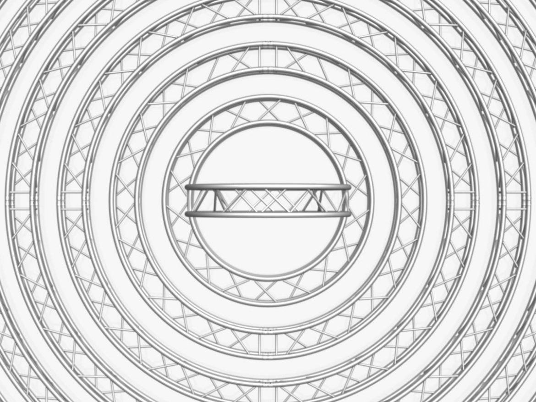 Circle Square Truss Modular Collection ( 211.55KB jpg by akeryilmaz )