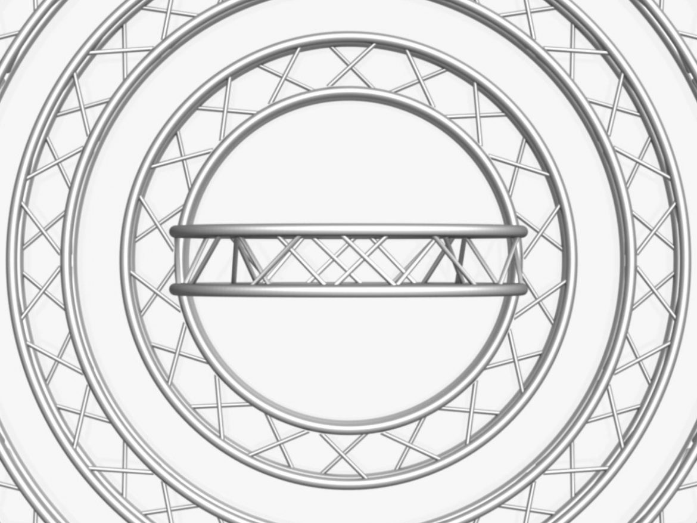 Circle Square Truss Modular Collection ( 155.11KB jpg by akeryilmaz )