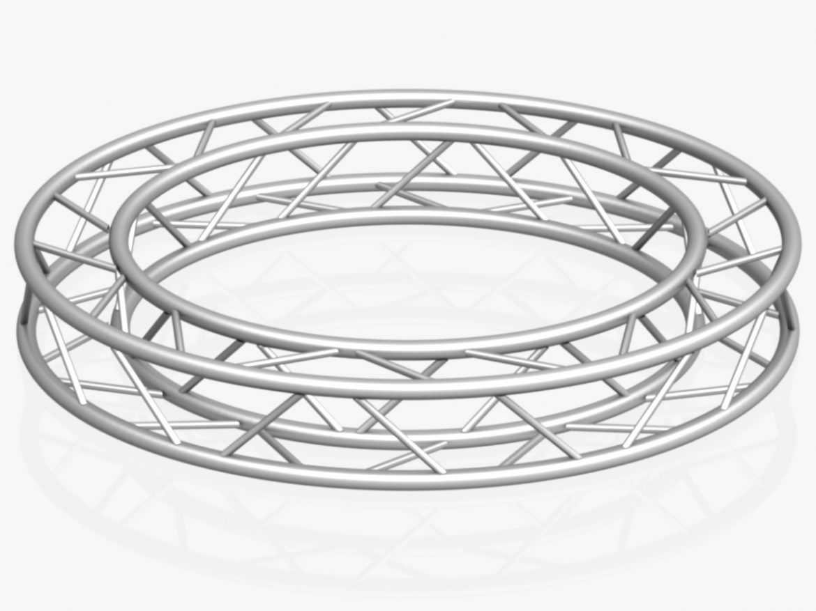 Circle Square Truss (Full diameter 200cm)  ( 164.78KB jpg by akeryilmaz )