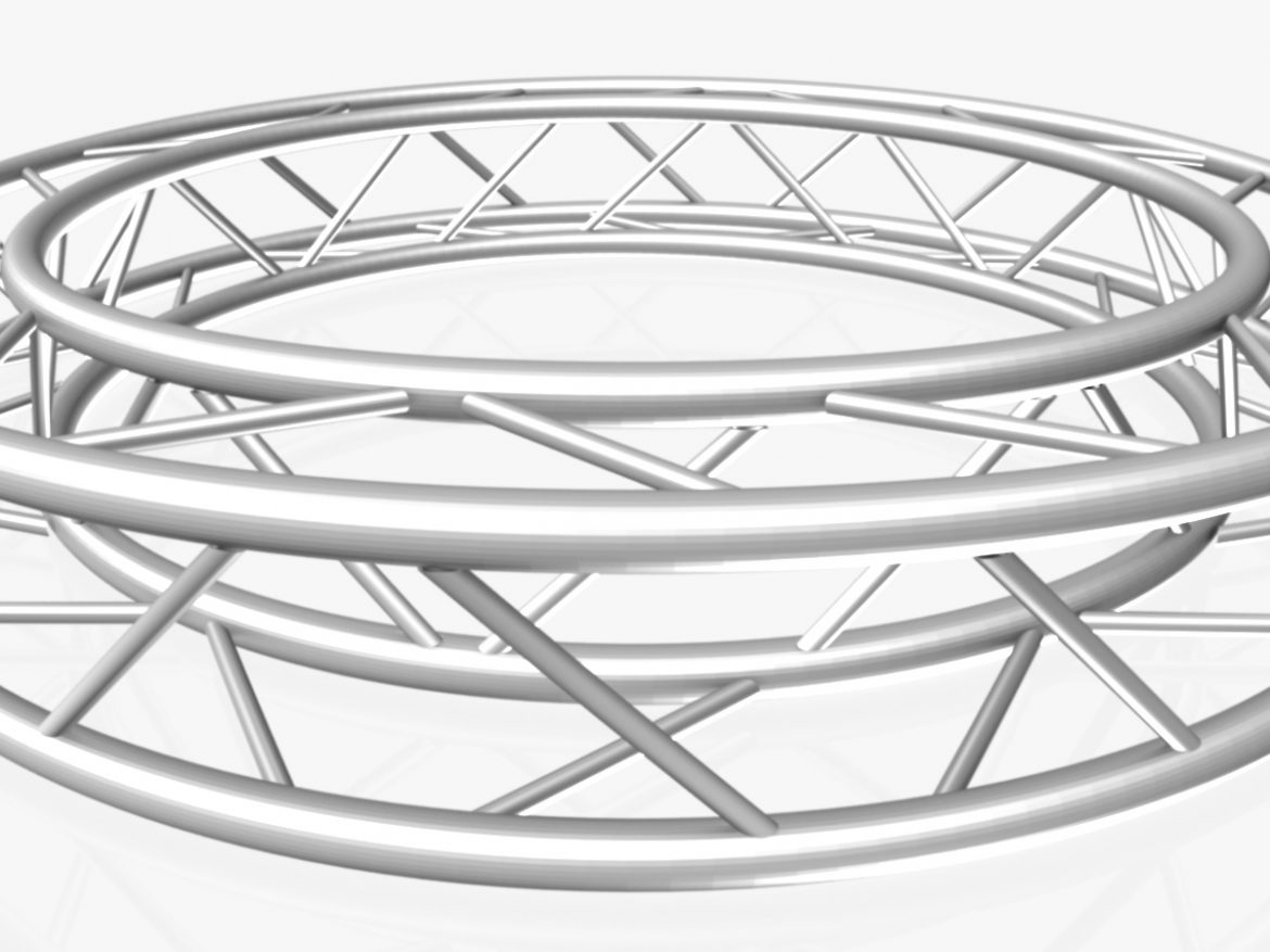 Circle Square Truss (Full diameter 200cm)  ( 192.64KB jpg by akeryilmaz )