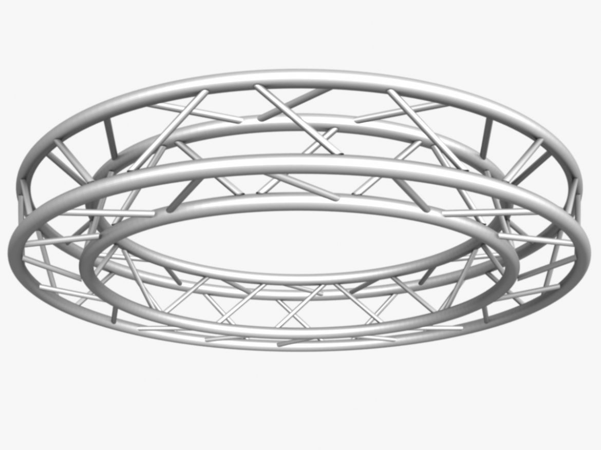 Circle Square Truss (Full diameter 200cm)  ( 139.81KB jpg by akeryilmaz )
