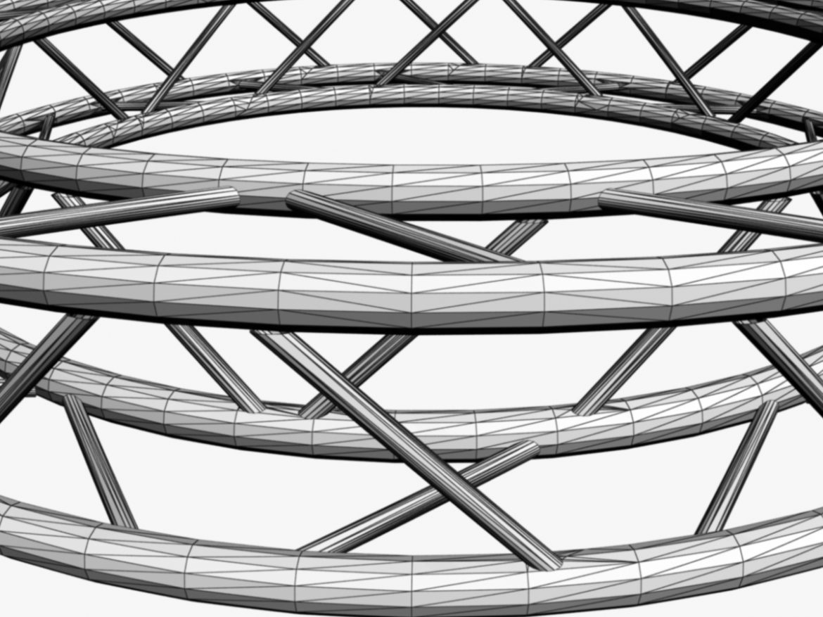 Circle Square Truss (Full diameter 200cm)  ( 290.78KB jpg by akeryilmaz )