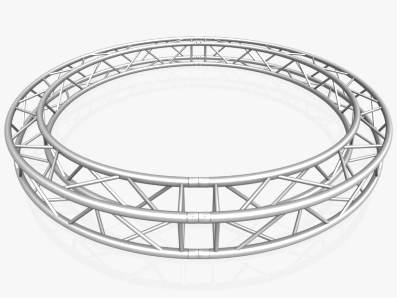 Circle Square Truss (Full diameter 300cm) ( 151.64KB jpg by akeryilmaz )