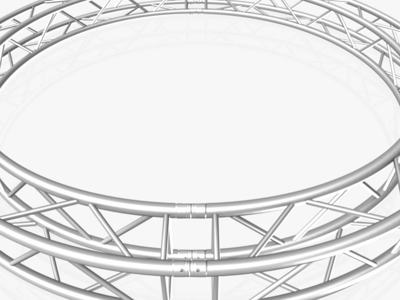 Circle Square Truss (Full diameter 300cm) ( 193.57KB jpg by akeryilmaz )