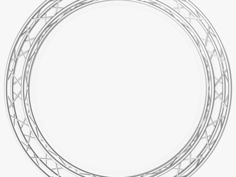 Circle Square Truss (Full diameter 300cm) ( 183.5KB jpg by akeryilmaz )