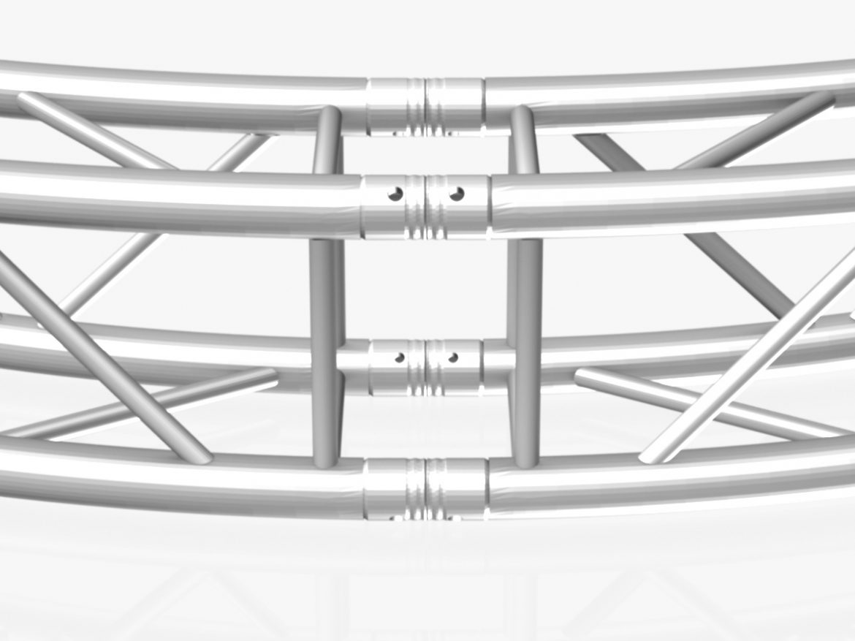 Circle Square Truss (Full diameter 300cm) ( 148.76KB jpg by akeryilmaz )