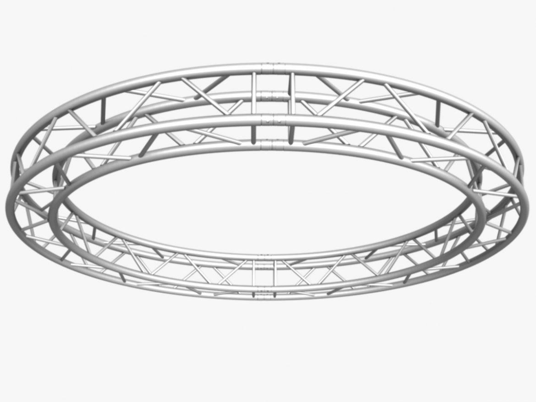 Circle Square Truss (Full diameter 300cm) ( 128.7KB jpg by akeryilmaz )