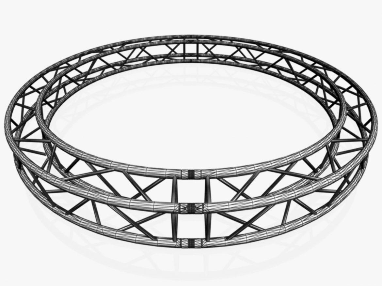 Circle Square Truss (Full diameter 300cm) ( 192.83KB jpg by akeryilmaz )