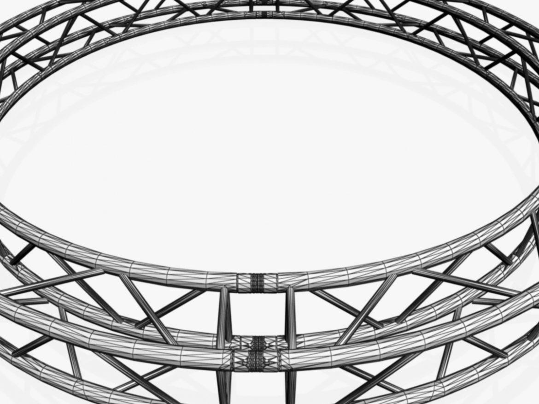 Circle Square Truss (Full diameter 300cm) ( 254.56KB jpg by akeryilmaz )