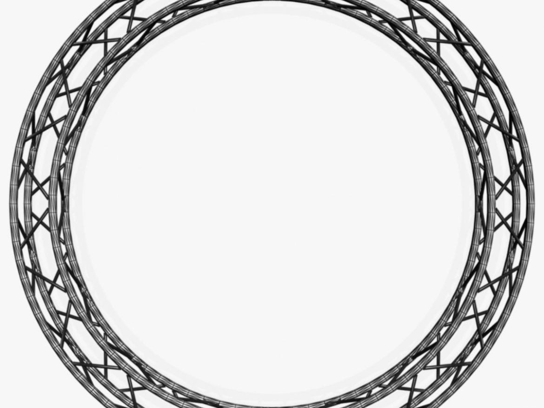 Circle Square Truss (Full diameter 300cm) ( 218.34KB jpg by akeryilmaz )