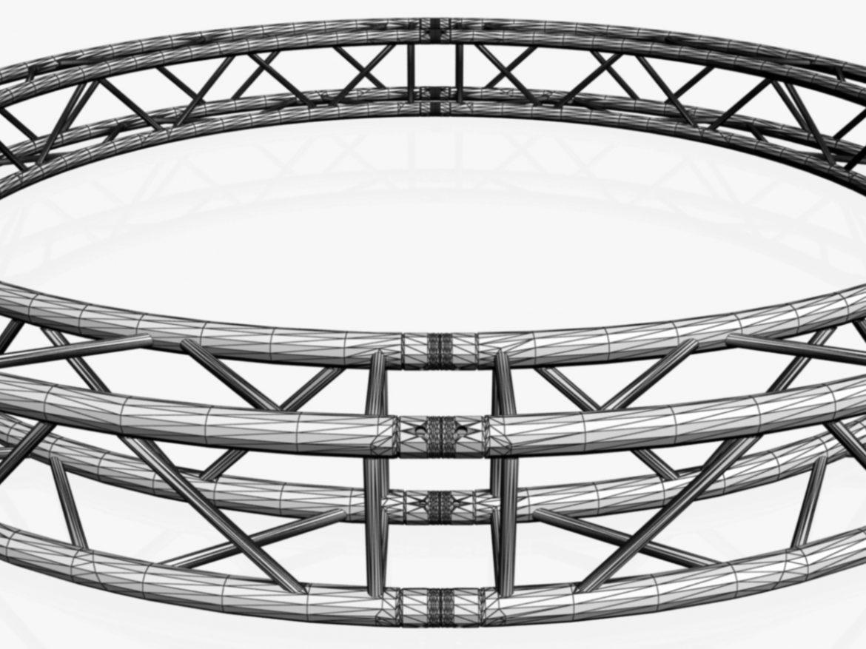 Circle Square Truss (Full diameter 300cm) ( 254.71KB jpg by akeryilmaz )