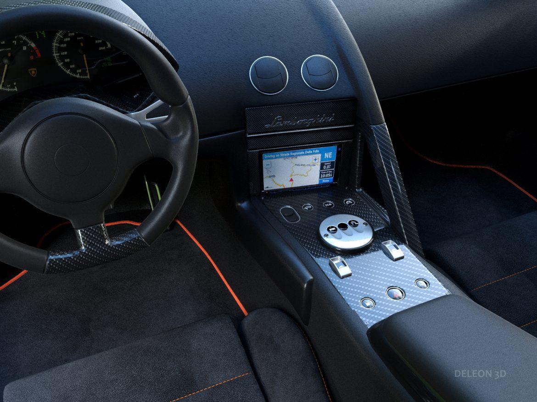 lamborghini murcielago car 3d model max fbx jpeg jpg lxo  obj 252778