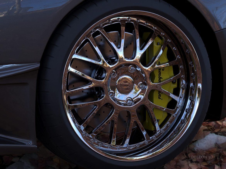 lamborghini murcielago car 3d model max fbx jpeg jpg lxo  obj 252782