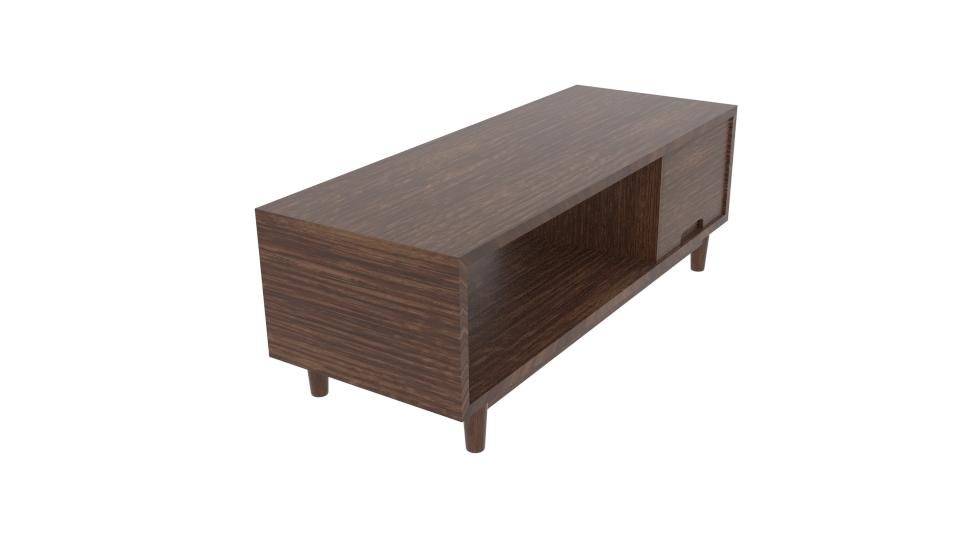 japanese art furniture table 3d model blend 252805