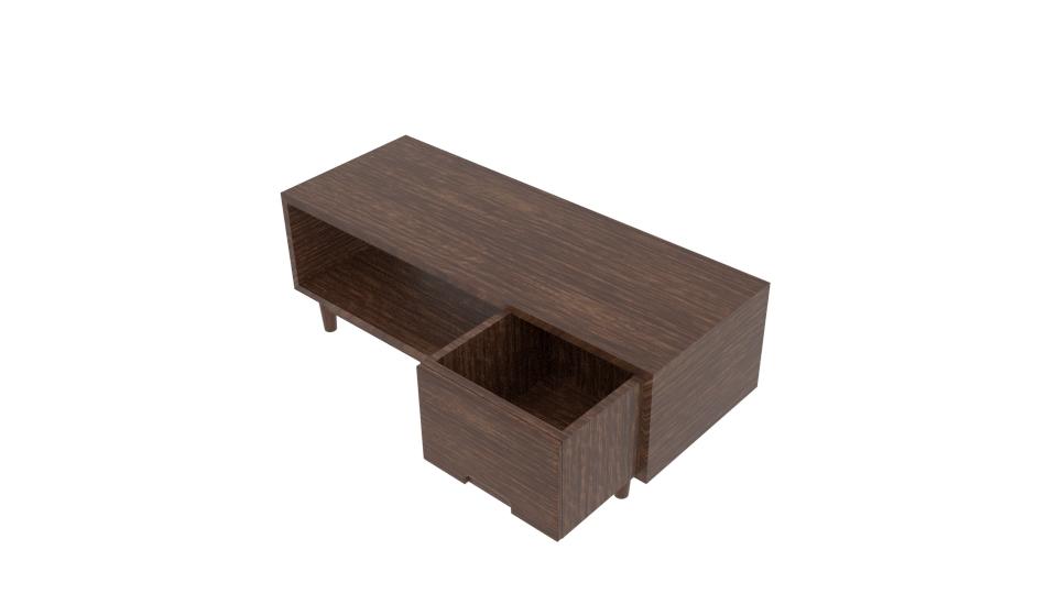 japanese art furniture table 3d model blend 252807