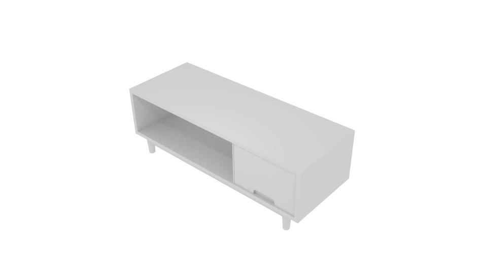 japanese art furniture table 3d model blend 252808