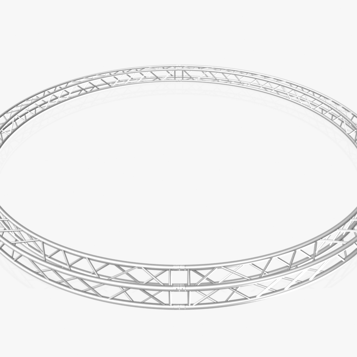circle square truss (full diameter 600cm) 3d model 3ds max dxf fbx c4d dae  obj 253095