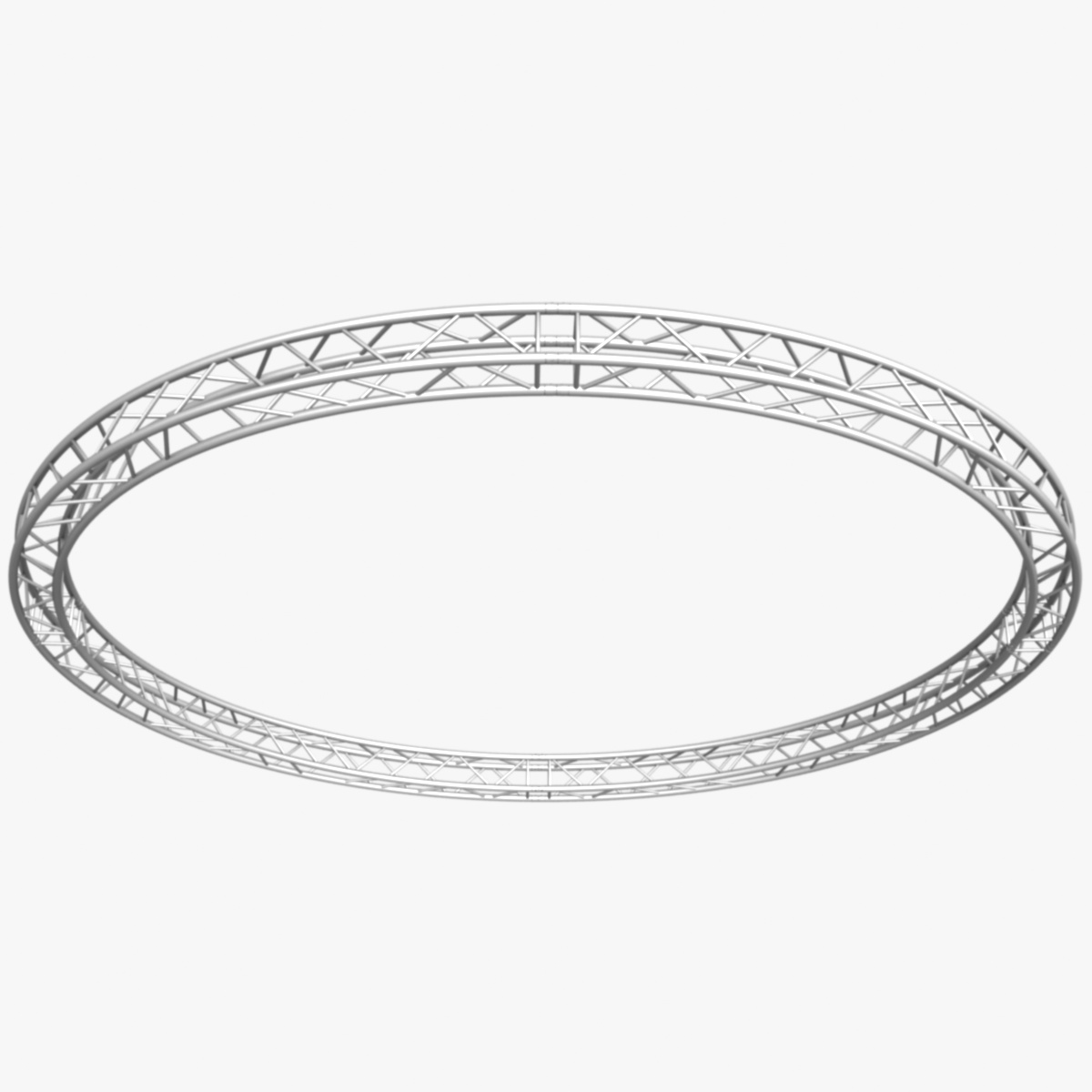 circle square truss (full diameter 600cm) 3d model 3ds max dxf fbx c4d dae  obj 253100