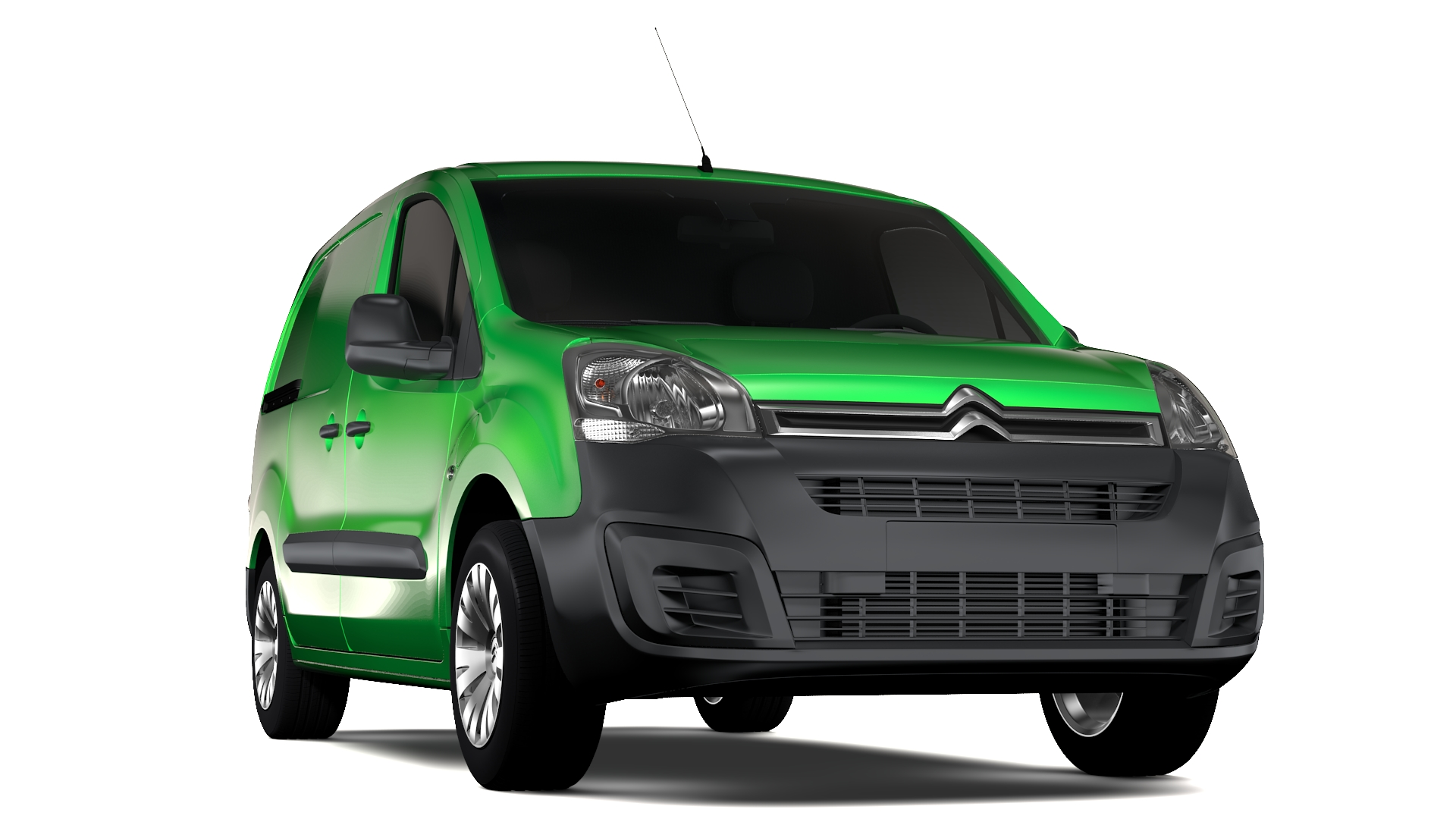 citroen berlingo van l1 full electric 2017 3d model 3ds max fbx c4d lwo ma mb hrc xsi obj 253154
