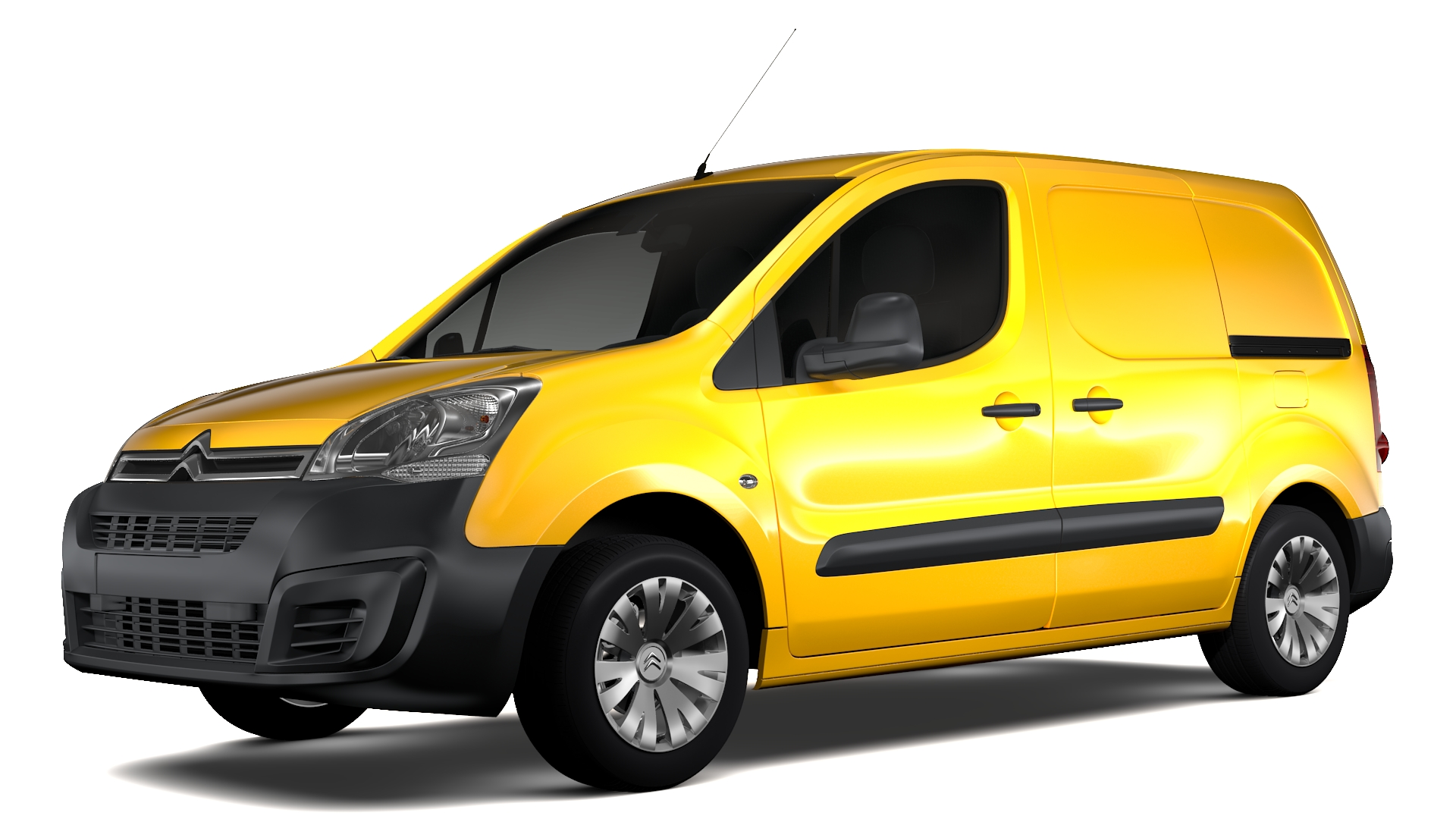 citroen berlingo van l1 2slidedoors 2017 3d model buy citroen berlingo van l1 2slidedoors 2017. Black Bedroom Furniture Sets. Home Design Ideas