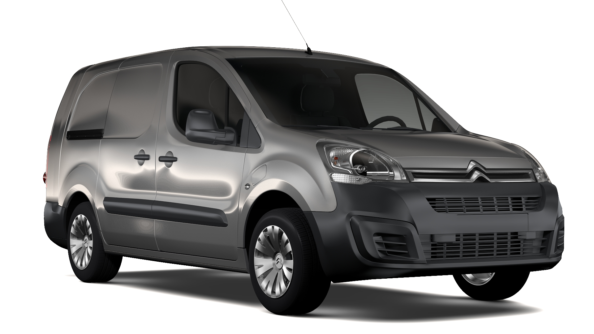citroen berlingo van l2 full electric 2017 3d model buy citroen berlingo van l2 full electric. Black Bedroom Furniture Sets. Home Design Ideas