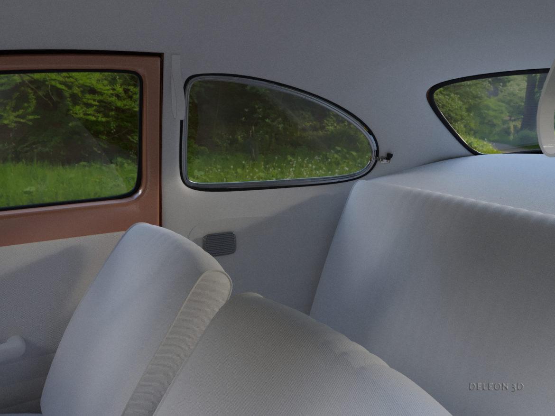 volkswagen beetle fusca 1969 3d model max c4d lxo ma mb  texture obj 263376