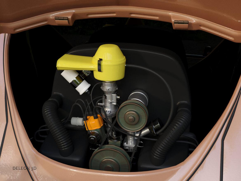 volkswagen beetle fusca 1969 3d model max c4d lxo ma mb  texture obj 263377
