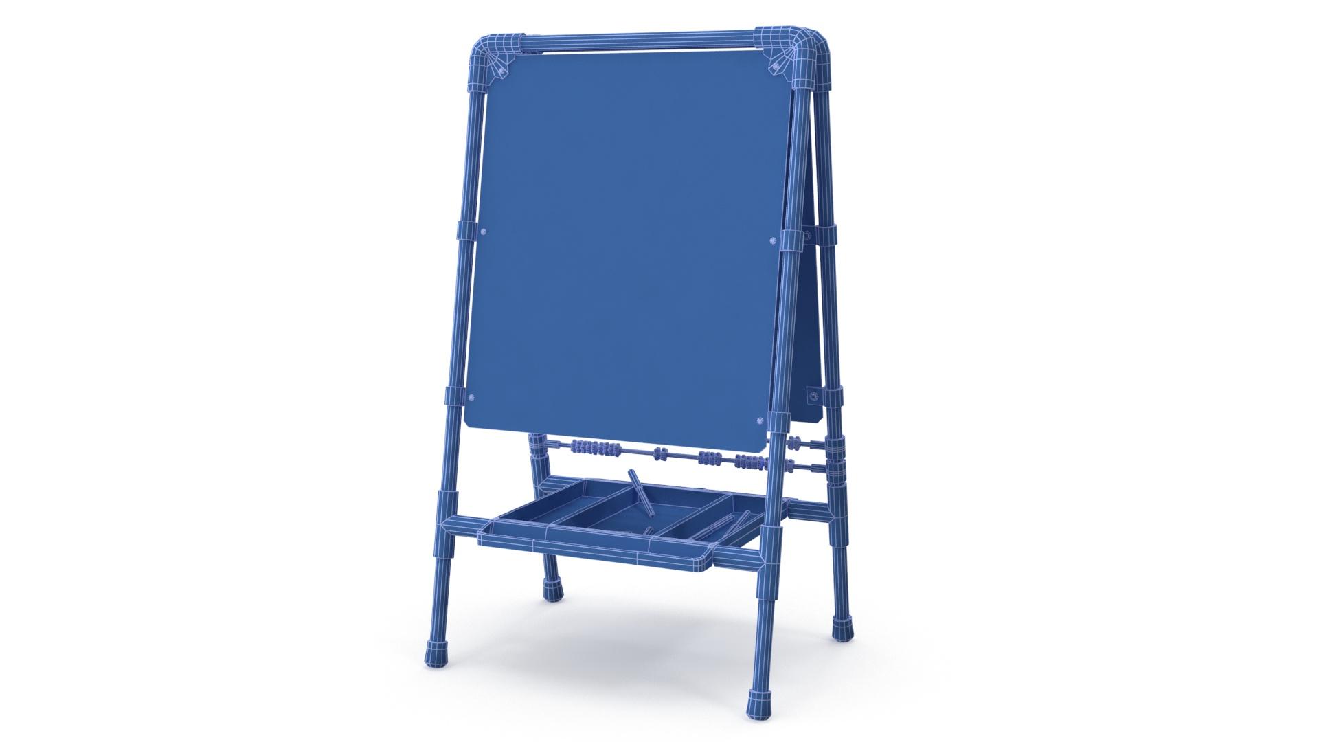 childrens drawing board 3d model 3ds max fbx obj 263608