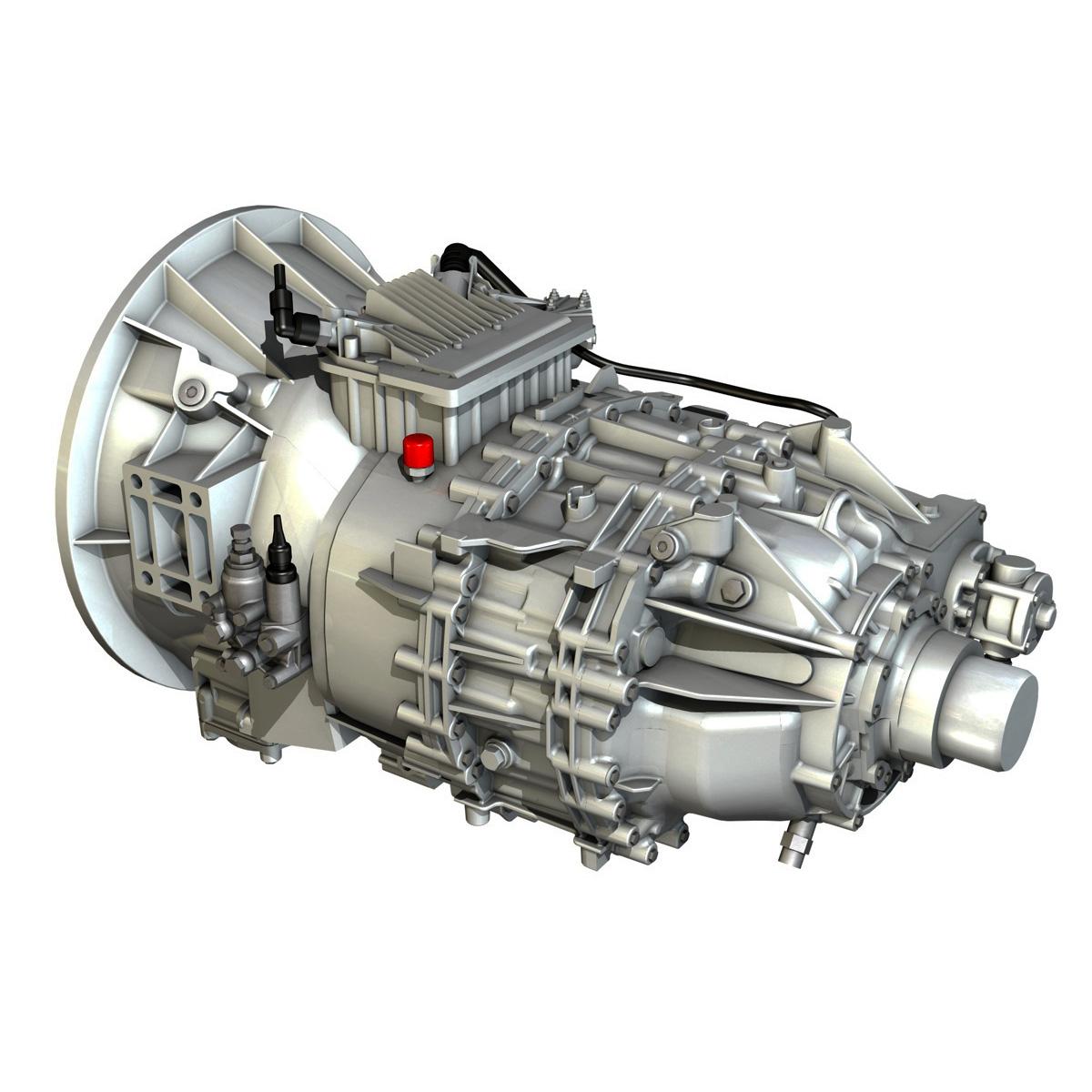 transmission 3d model 3ds c4d lwo obj 263902
