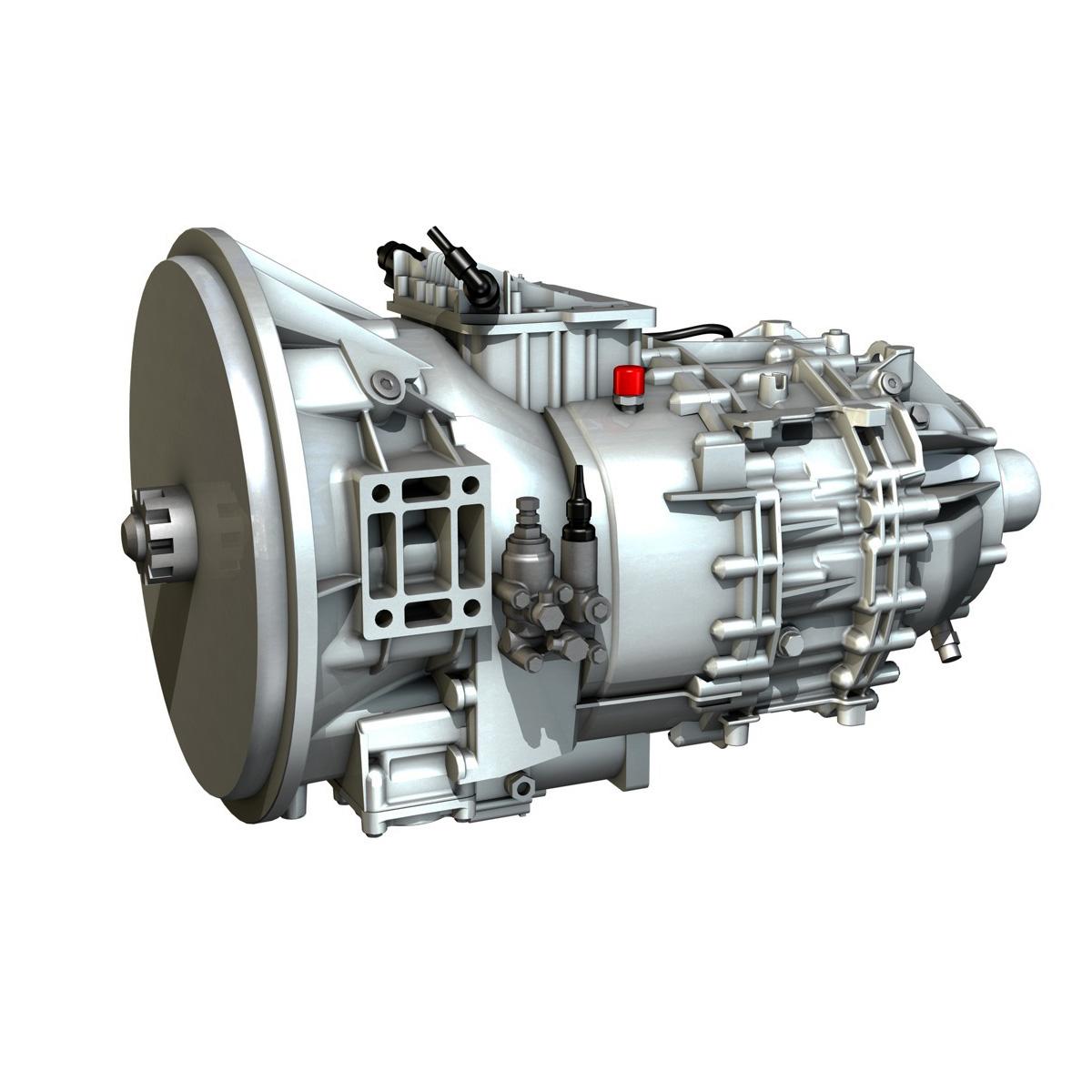 transmission 3d model 3ds c4d lwo obj 263903