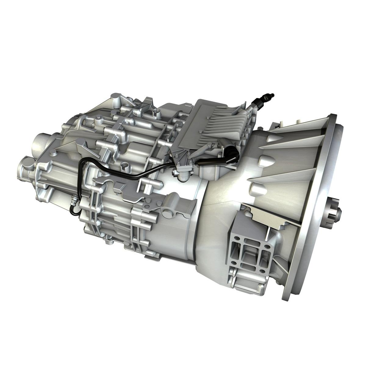 transmission 3d model 3ds c4d lwo obj 263904