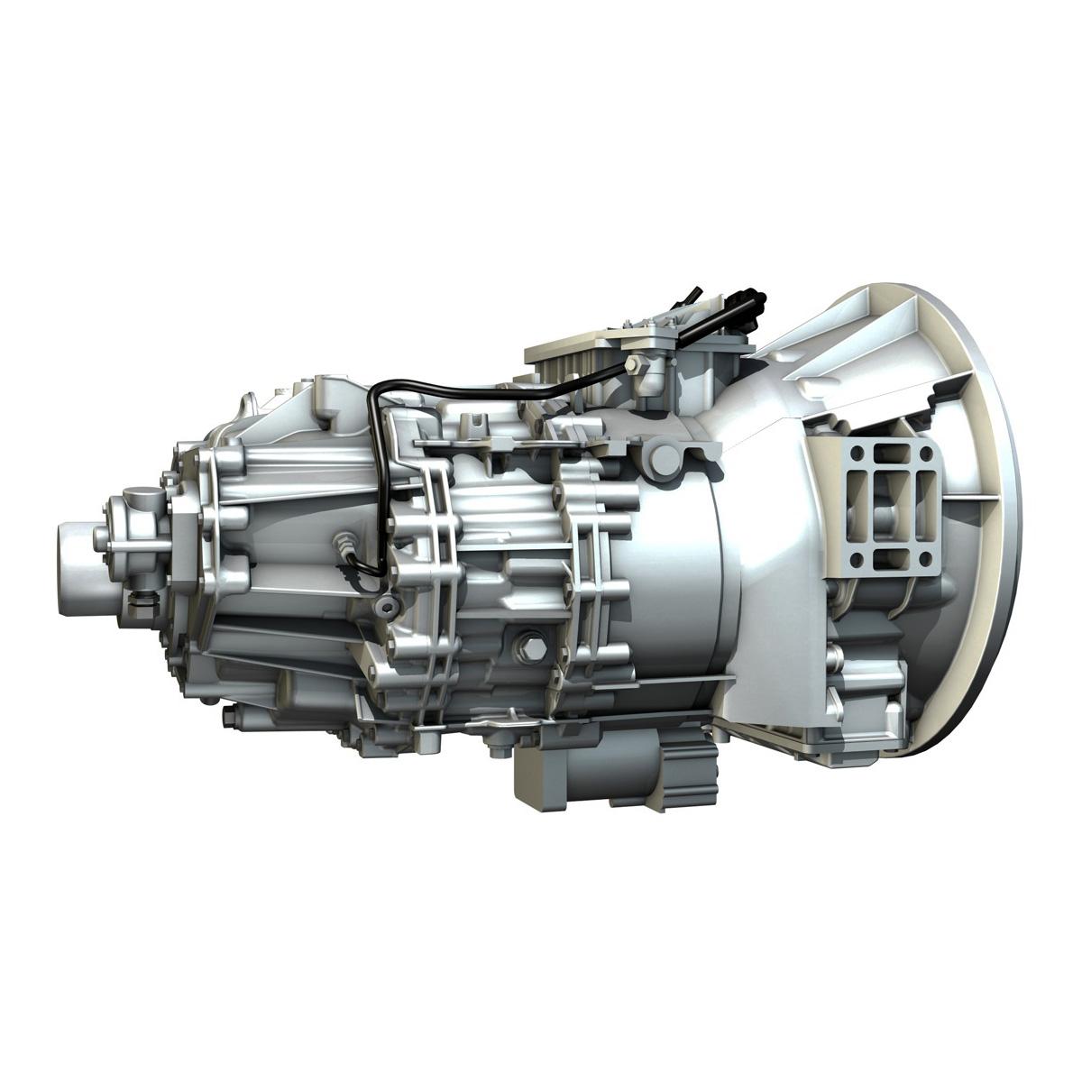 transmission 3d model 3ds c4d lwo obj 263905