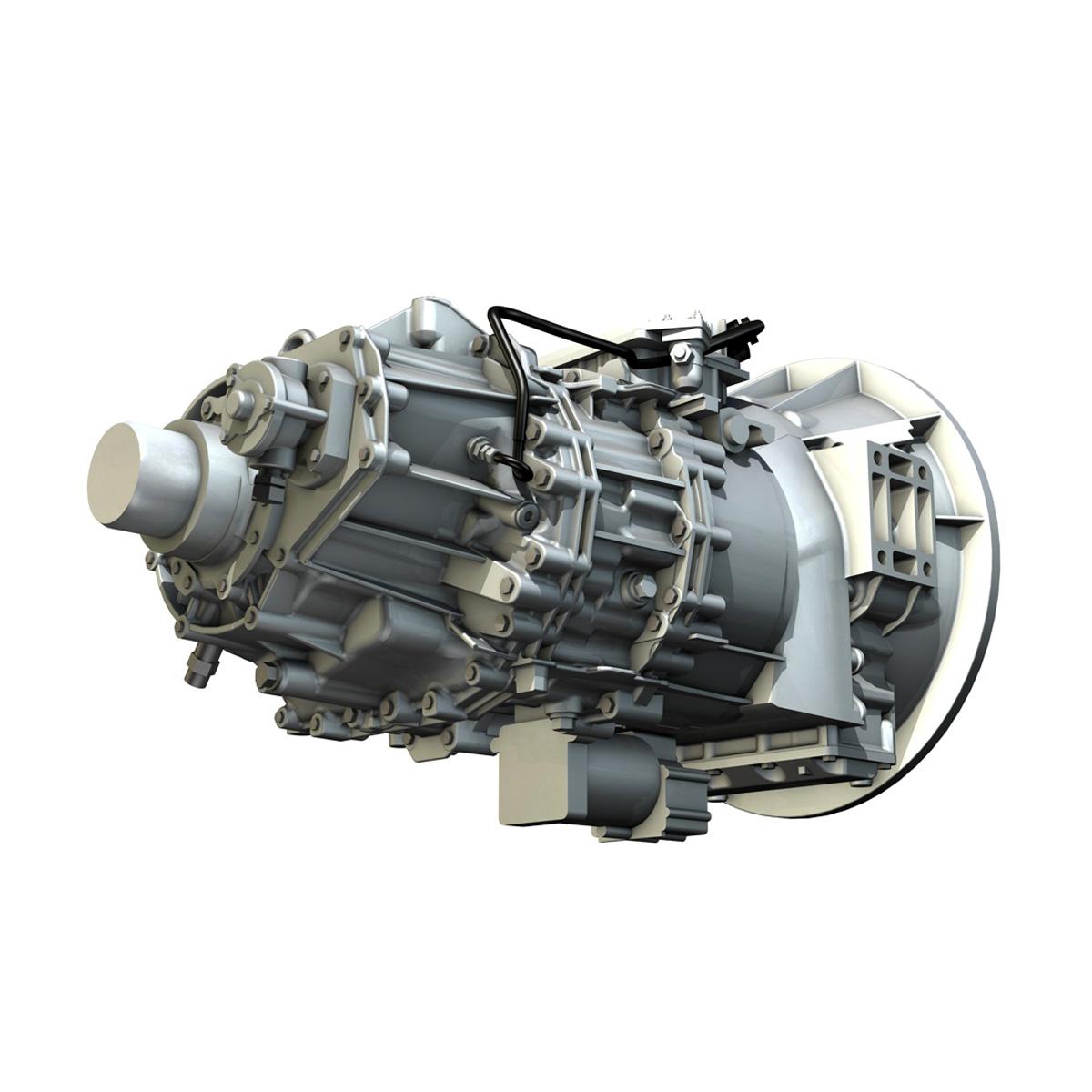 transmission 3d model 3ds c4d lwo obj 263906