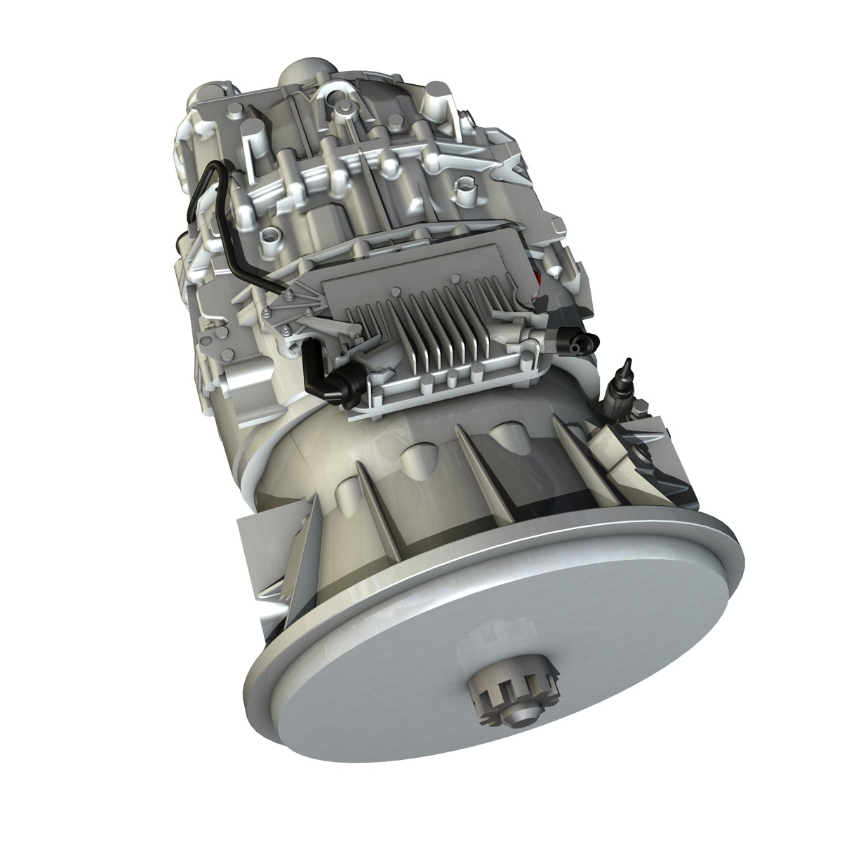 transmission 3d model 3ds c4d lwo obj 263907