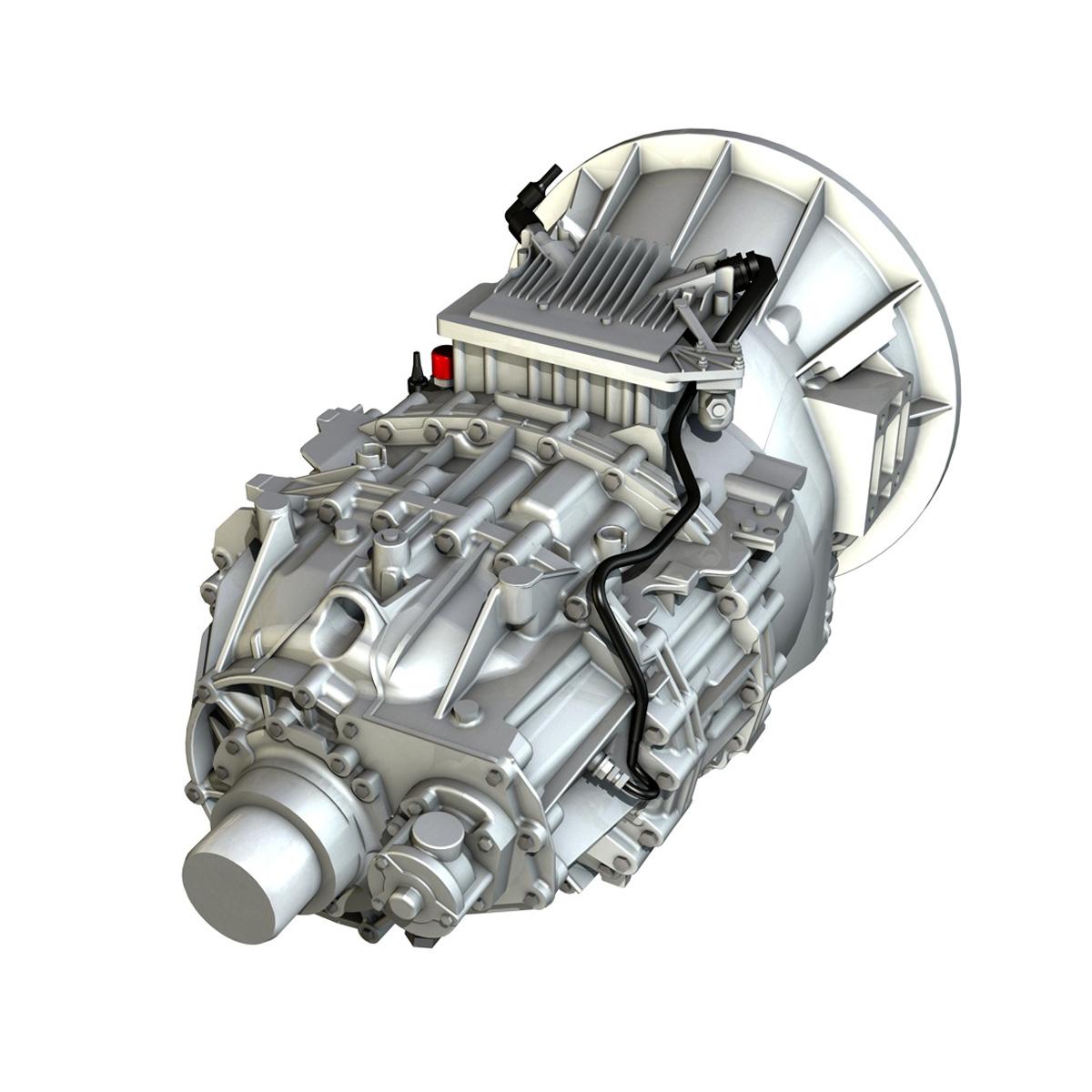 transmission 3d model 3ds c4d lwo obj 263908