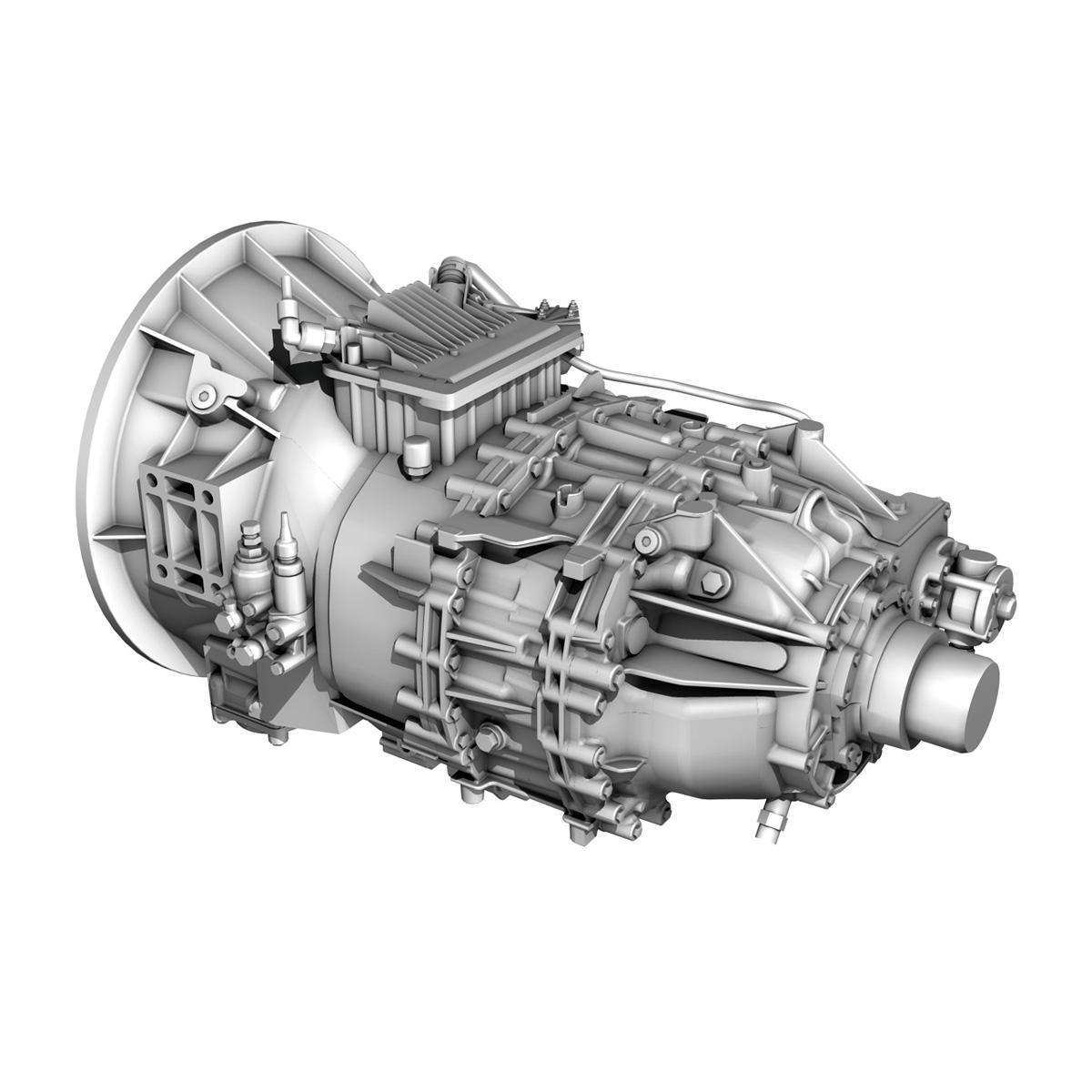 transmission 3d model 3ds c4d lwo obj 263909