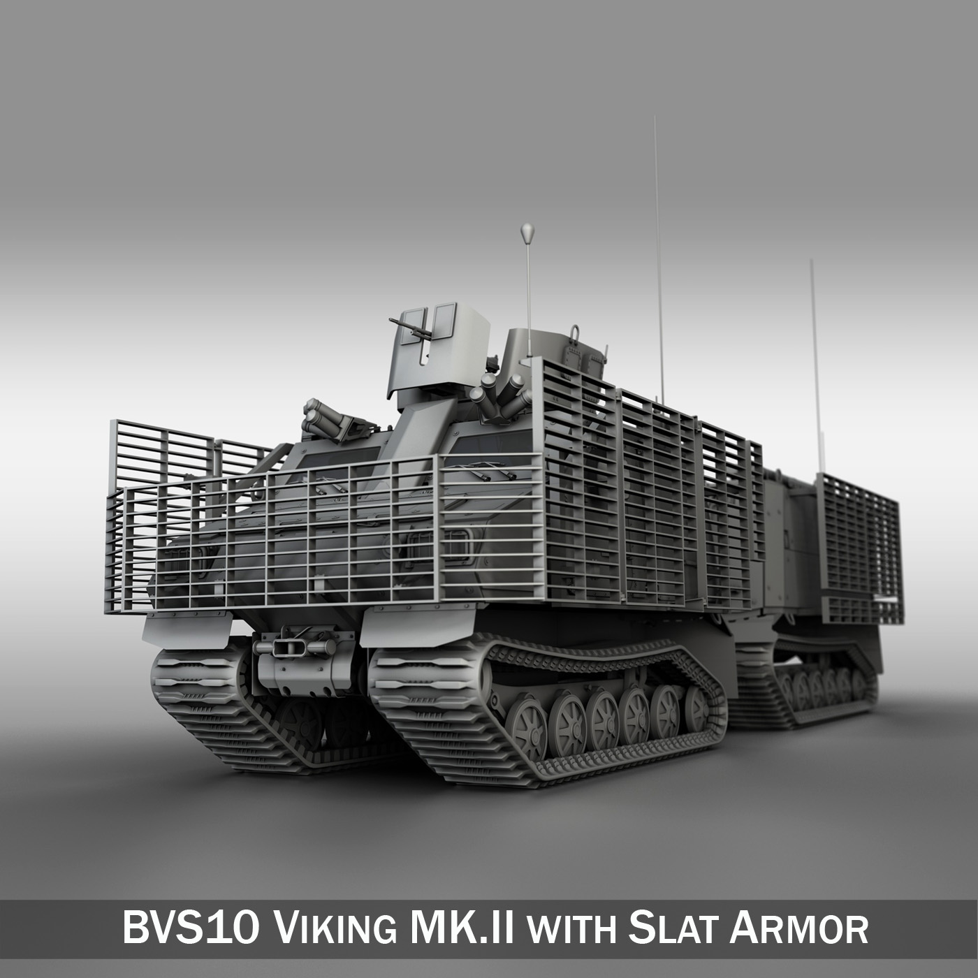 bae bvs10 viking mk ii 3d model 3ds c4d lwo 3dm obj 263958
