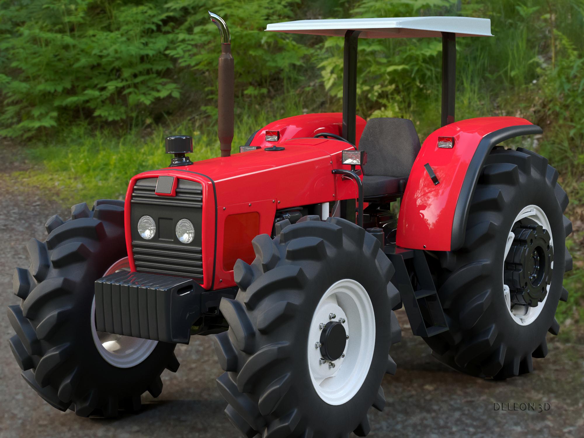 model generig tractor 3d max max max max c4d fbx lxo obj stl jpeg 264116