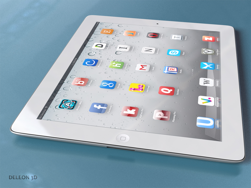 ipad generic 3d model max 3ds lxo fbx obj stl jpeg 264166