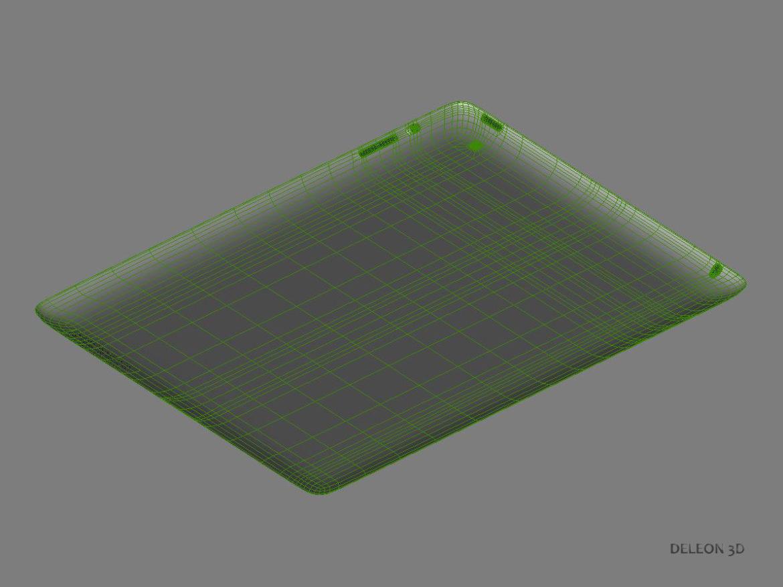 ipad generic 3d model max 3ds lxo fbx obj stl jpeg 264174