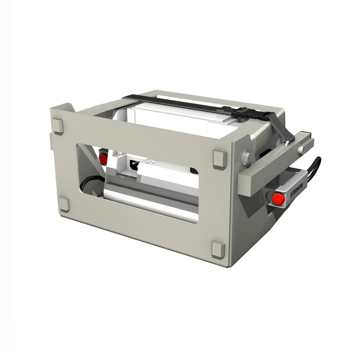 defibrillator 3d model 3ds c4d lwo obj 264211