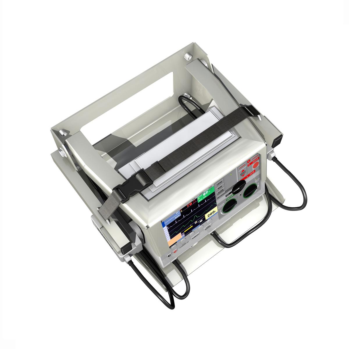 defibrillator 3d model 3ds c4d lwo obj 264212