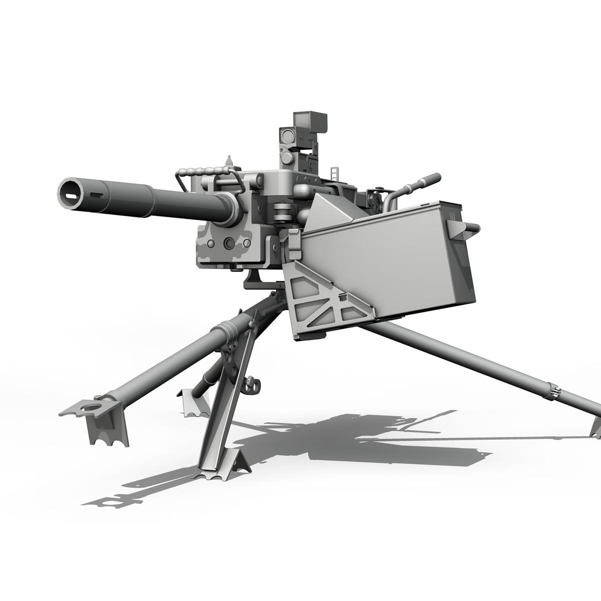 40mm qumbara pulemyotu gmg 3d model c4d lwo 3dm obj 264296