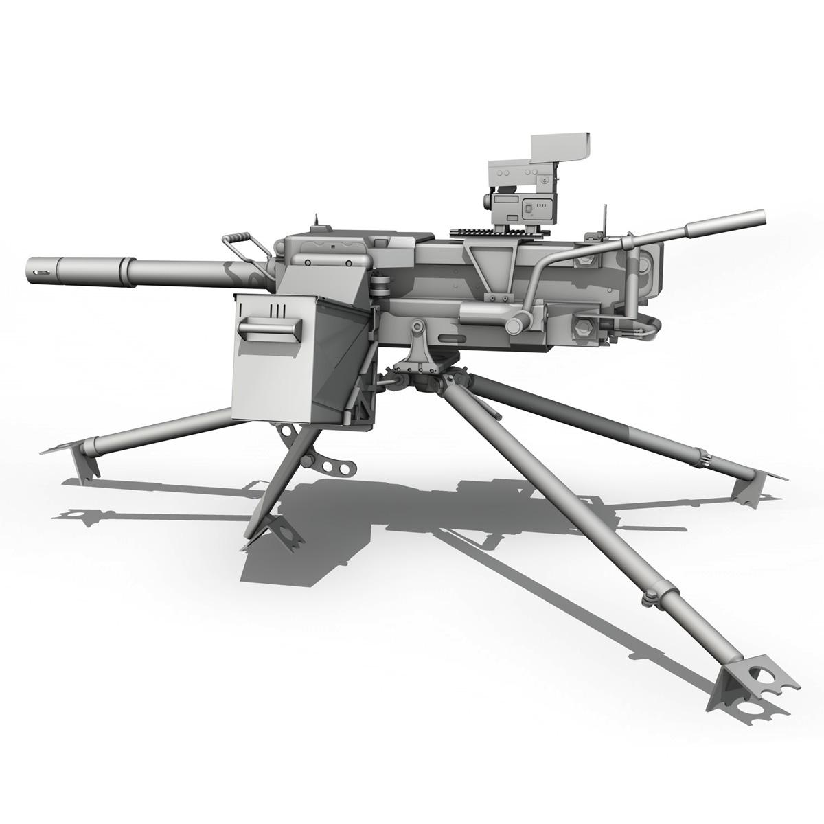 40mm qumbara pulemyotu gmg 3d model c4d lwo 3dm obj 264298