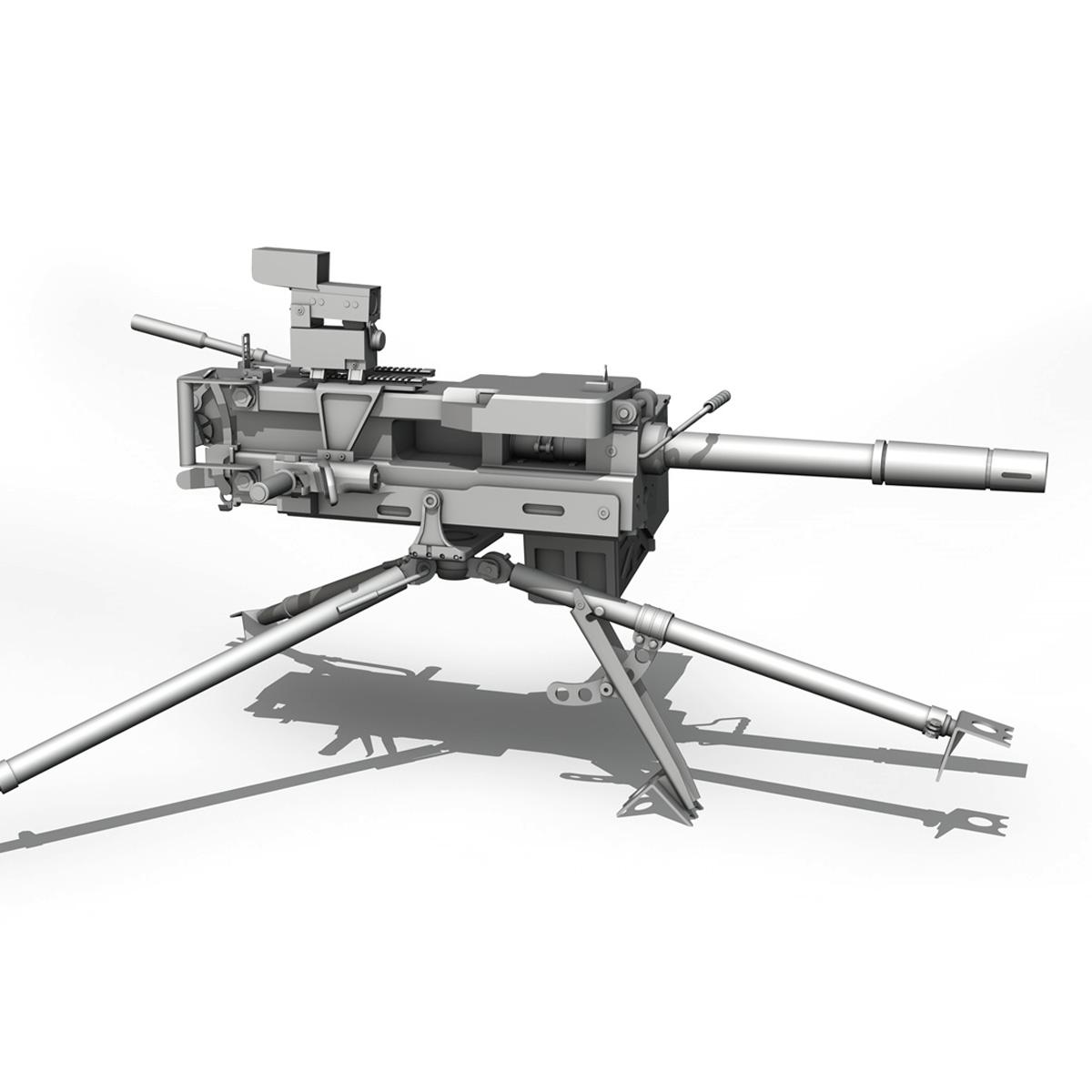 40mm qumbara pulemyotu gmg 3d model c4d lwo 3dm obj 264301