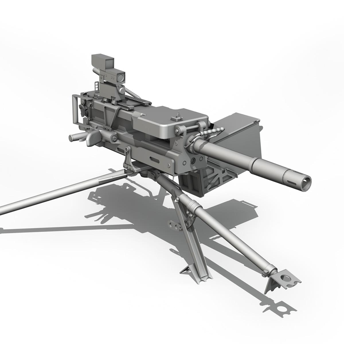 40mm qumbara pulemyotu gmg 3d model c4d lwo 3dm obj 264302