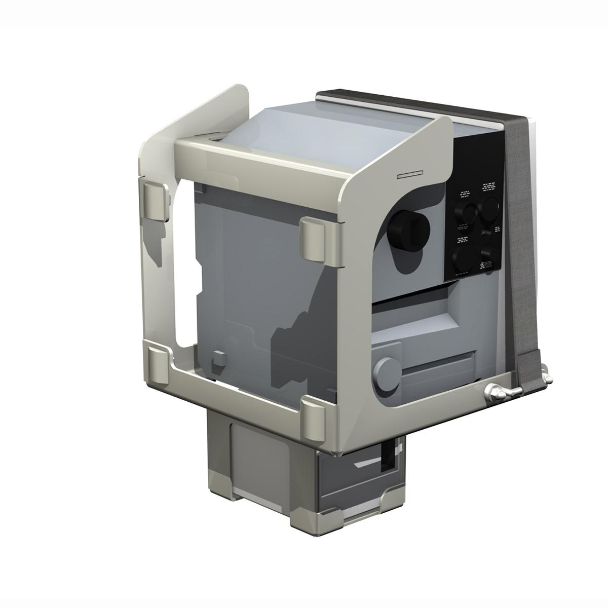 Monitor i pacientit 3d model 3ds c4d lwo obj 264447