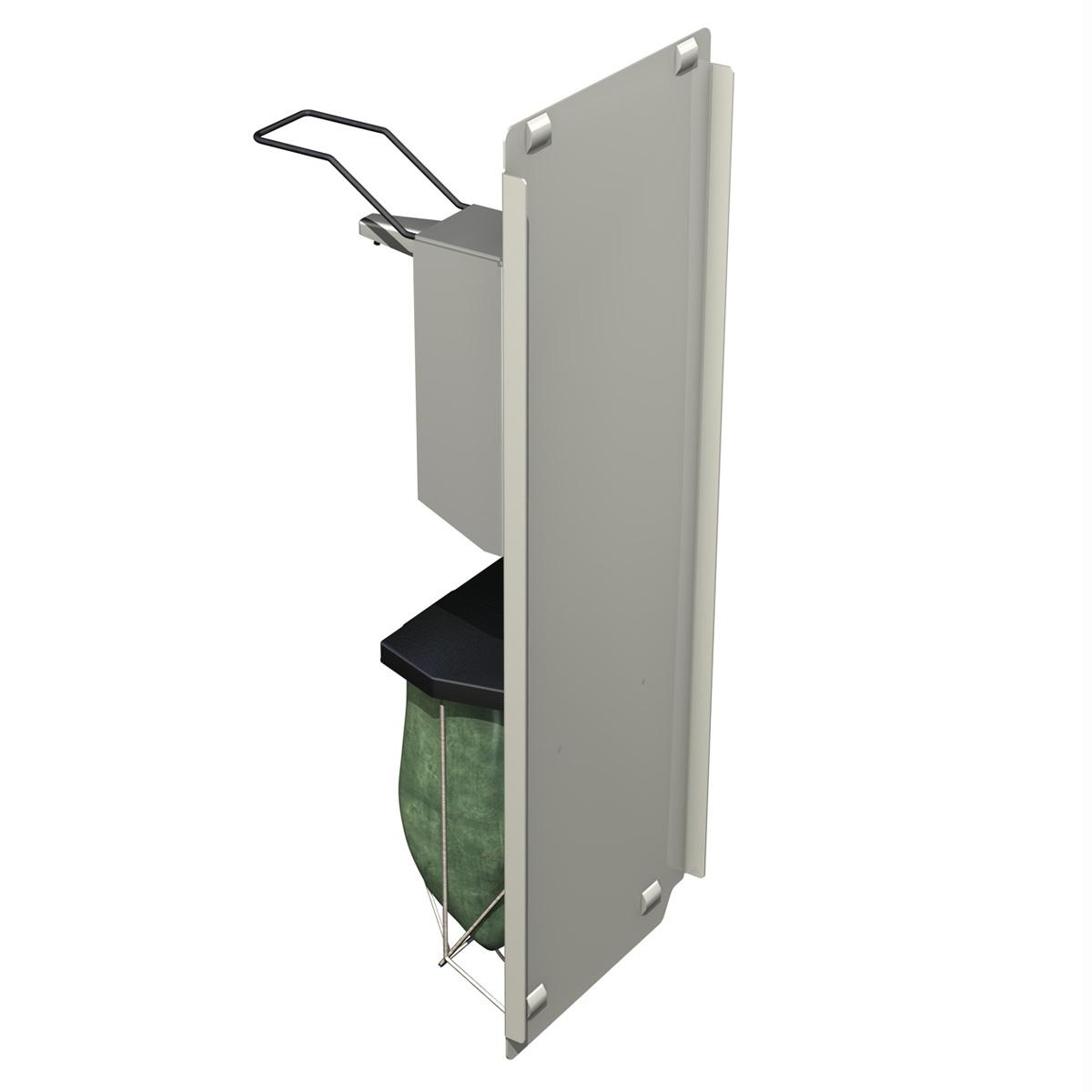 hand sanitizer station 3d model 3ds c4d lwo obj 264461