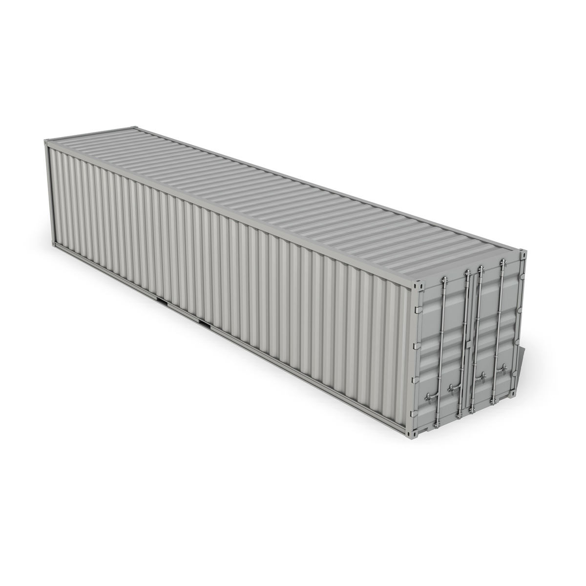 40ft shipping container – k line 3d model 3ds fbx lwo lw lws obj c4d 265124
