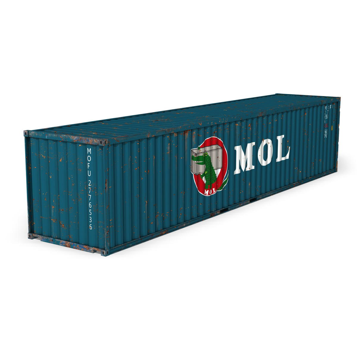 40ft shipping container – mol 3d model 3ds fbx lwo lw lws obj c4d 265137